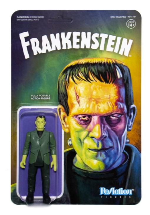 Super7 Universal Monsters ReAction Figure Frankenstein Wave 2