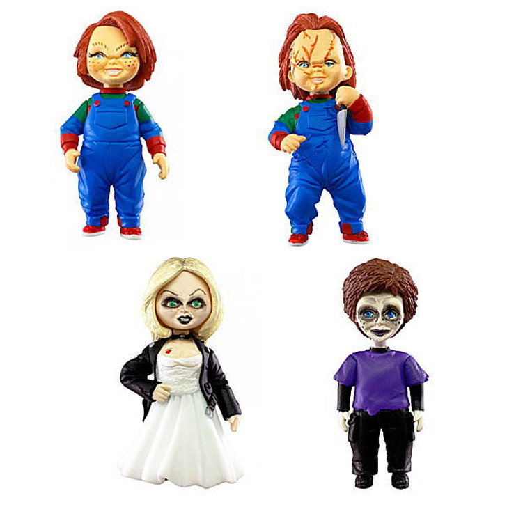 Takara Japan Child's Play Chucky set of 5 WITH CHASE