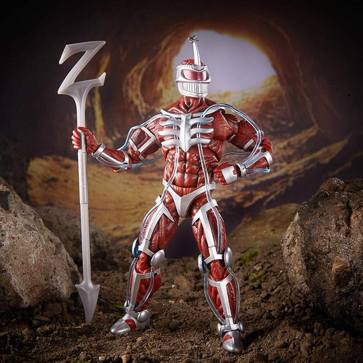 "Hasbro Power Rangers Lightning MMPR Lord Zedd 6"" Action Figure"