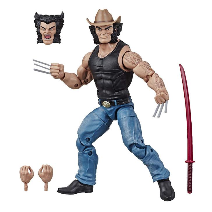Hasbro Marvel Legends Cowboy Logan exclusive action figure