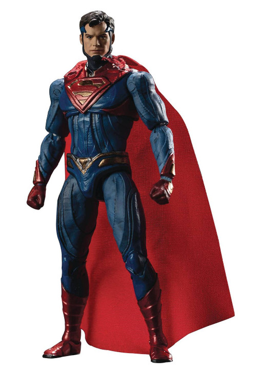 Hiya DC Injustice 2 Superman Enhanced 1/18th scale action figure