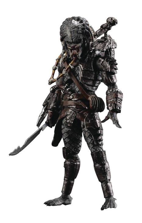 HIYA PREDATOR 2 ELDER 1/18 SCALE ACTION FIGURE