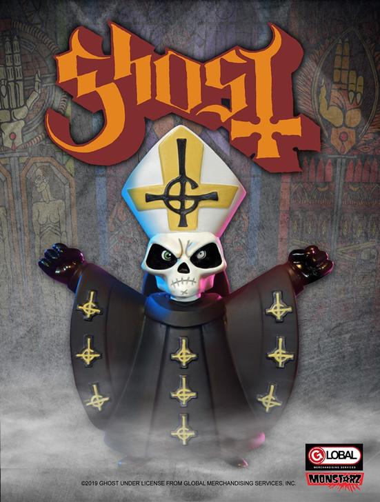 Monstarz Ghost Papa Emeritus II Mini Statue