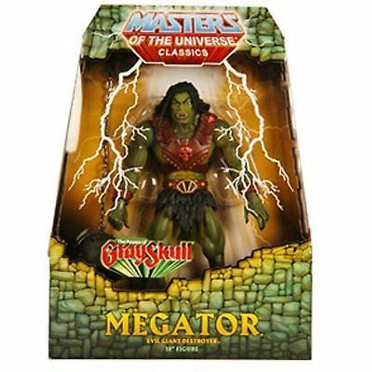 "Mattel MOTU Classics Megator 12"" Action Figure"