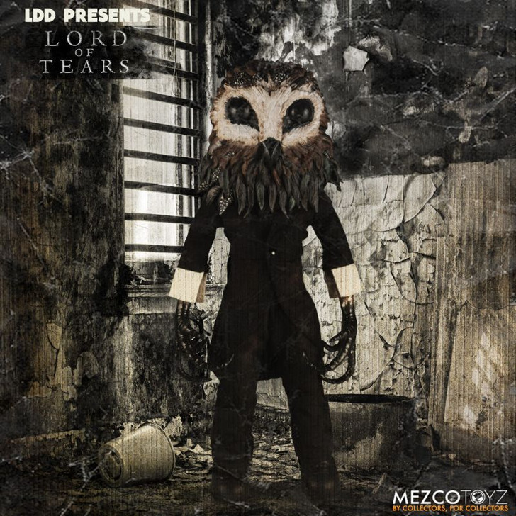 Mezco LDD Presents Lord of Tears: Owlman