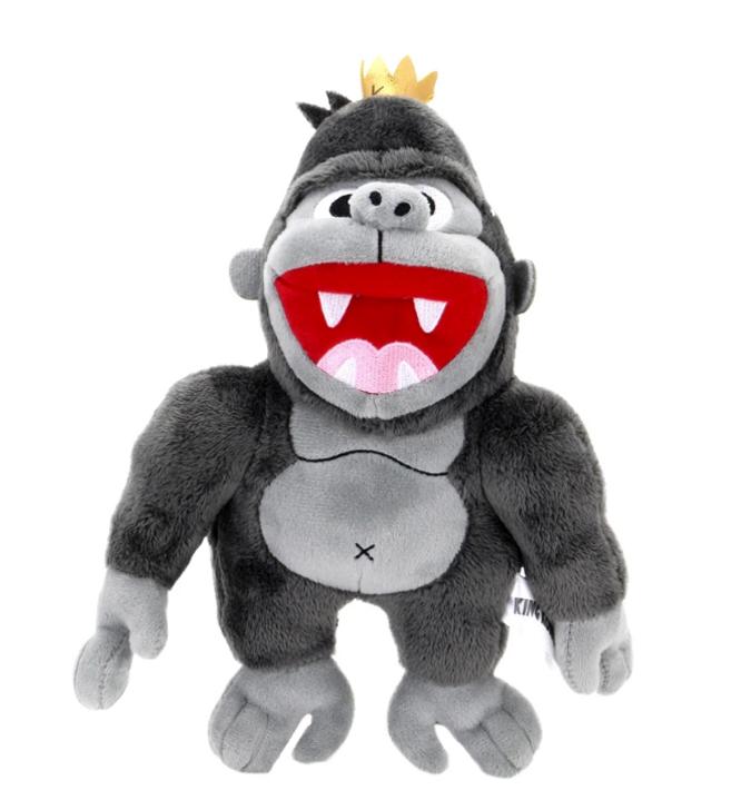 Kidrobot Phunny King Kong Plush