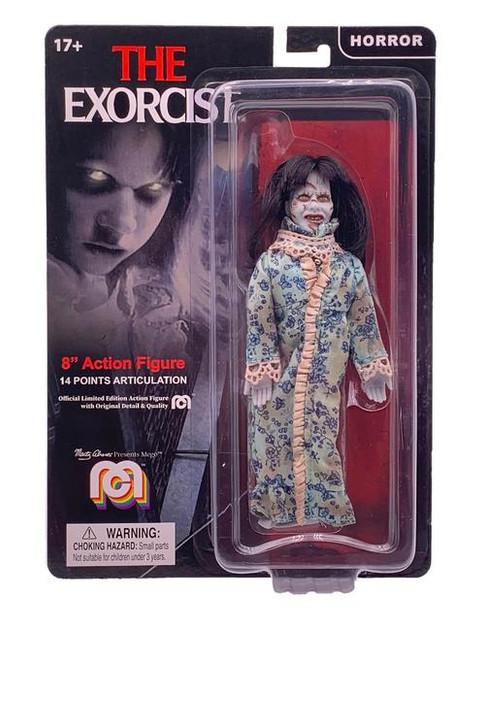 "Mego Action Figure 8"" Exorcist Linda Blair"