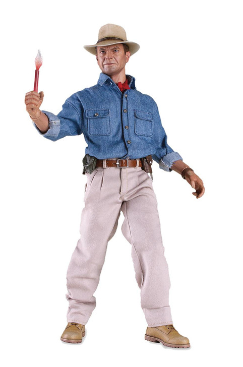 Chronicle Jurassic Park Dr. Alan Grant 1/6th scale Collectors Figure