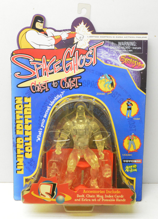 Toynami Space Ghost PX Exclusive Action Figure