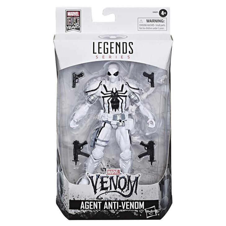 Hasbro Spider-Man Marvel Legends Agent Anti Venom Action Figure