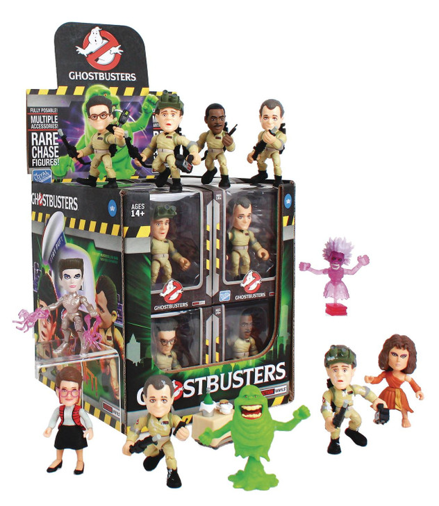 Loyal Subjects Ghostbusters Action Figure case