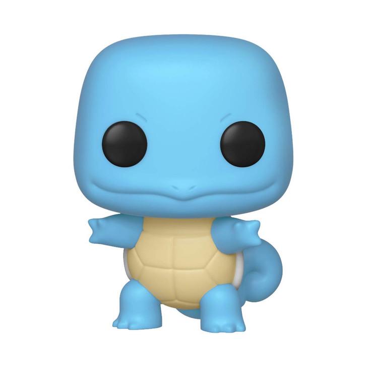 Funko Pop! Games Pokemon Squirtle #504