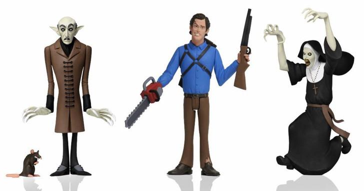 """NECA Toony Terrors - 6"""" Scale Action Figure - Series 3 Set of 3"""