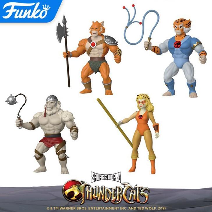 Funko savage world thundercats mumm-ra motu super collection 7 mattel new