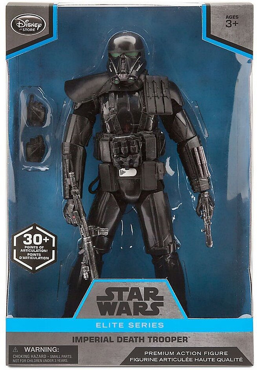 Disney Star Wars Imperial Death Trooper Elite Series Action Figure
