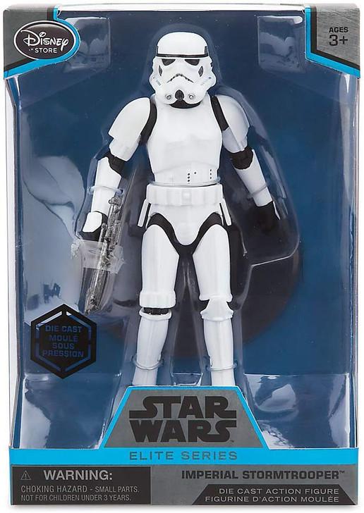Disney Star Wars Imperial Stormtrooper Elite Series Action Figure