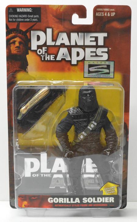 Hasbro Signature Series Planet of the Apes Gorilla Soldier