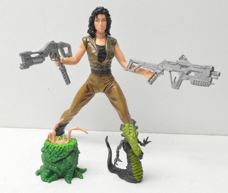 Hasbro Alien Resurrection Ripley Action Figure L/C