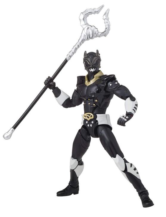 "Hasbro Power Rangers Space Psycho Black Ranger 6"" Action Figure"