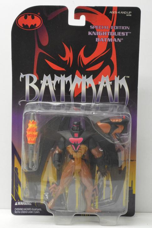 Kenner WBSS Knightquest Batman Special Edition Action Figure