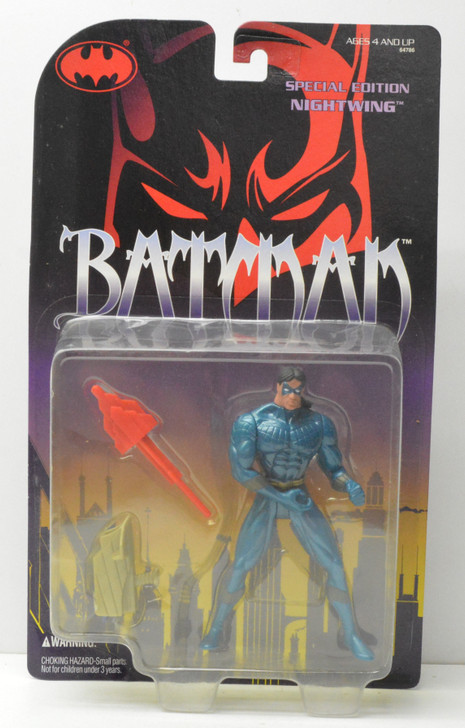 Kenner WBSS Nightwing Special Edition Action Figure