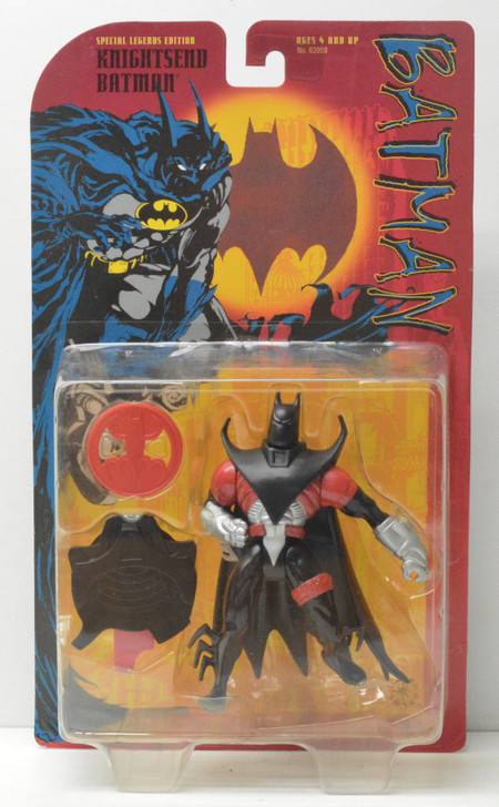 Kenner WBSS Knightsend Batman Special Edition Action Figure