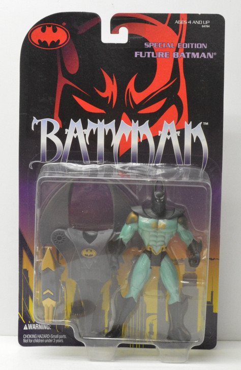 Kenner WBSS Future Batman Special Edition Action Figure