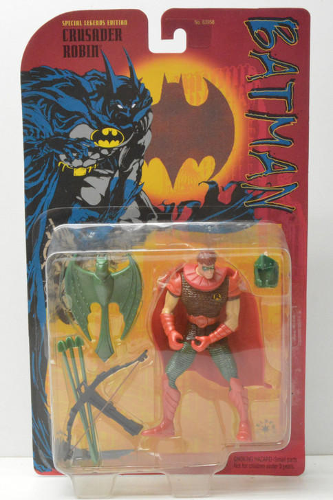 Kenner WBSS Crusader Robin Special Edition Action Figure