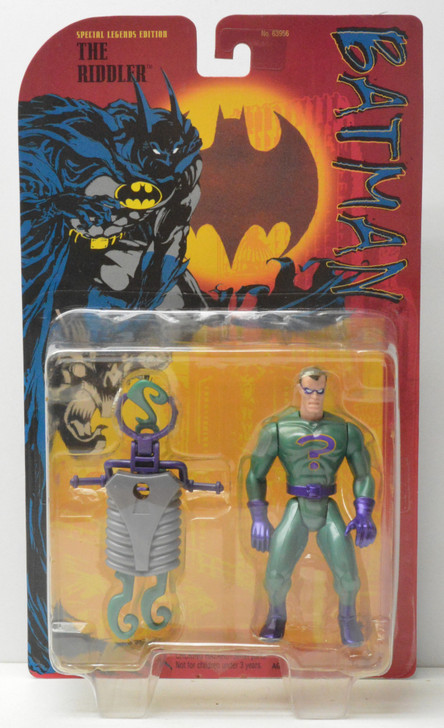 Kenner WBSS The Riddler Special Edition Action Figure
