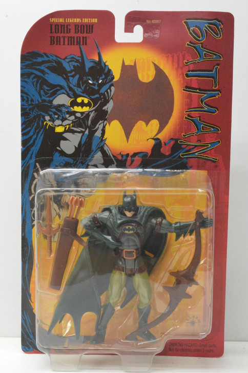 Kenner WBSS Power Long Bow Batman Special Edition Action Figure