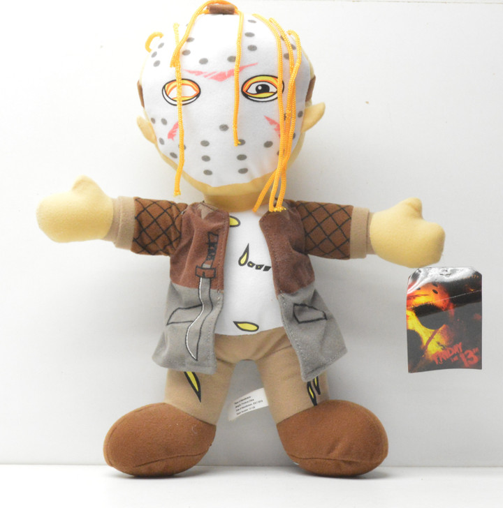 Friday the 13th (2009) Jason Voorhees 14in plush