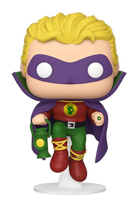 Funko Pop! Heroes  DC Green Lantern Alan Scott Exclusive
