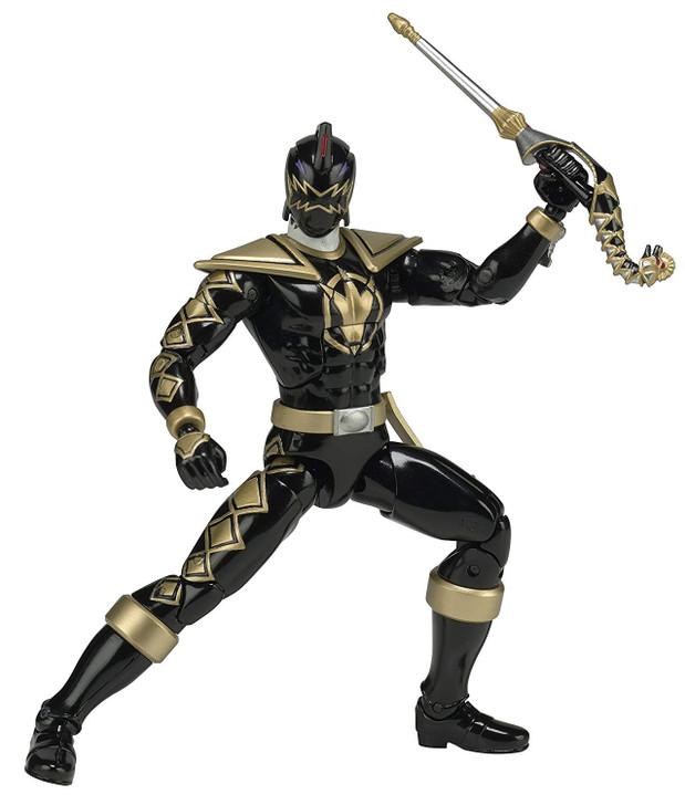 """Hasbro Power Rangers Dino Thunder Black Ranger 6"""" Action Figure"""