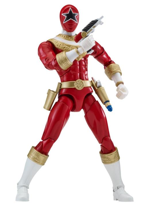 """Hasbro Power Rangers ZEO Red Ranger 6"""" Action Figure"""