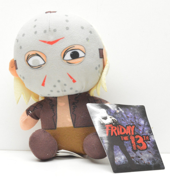 Friday the 13th (2009) Jason Voorhees sitting plush