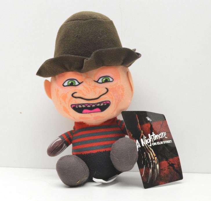 A Nightmare on Elm Street Freddy Krueger sitting plush