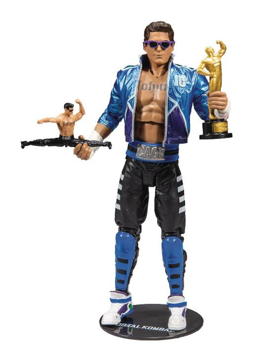 Mcfarlane Mortal Kombat Johnny Cage Action Figure