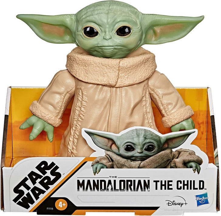 Hasbro Star Wars The Mandalorian The Child 6.5in action figure