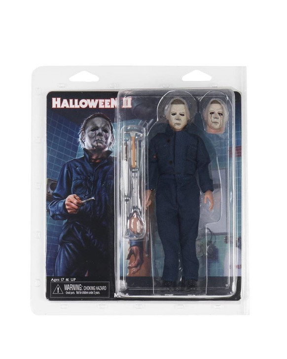 """NECA Halloween 2 - 8"""" Scale Clothed Figure- Michael Myers"""