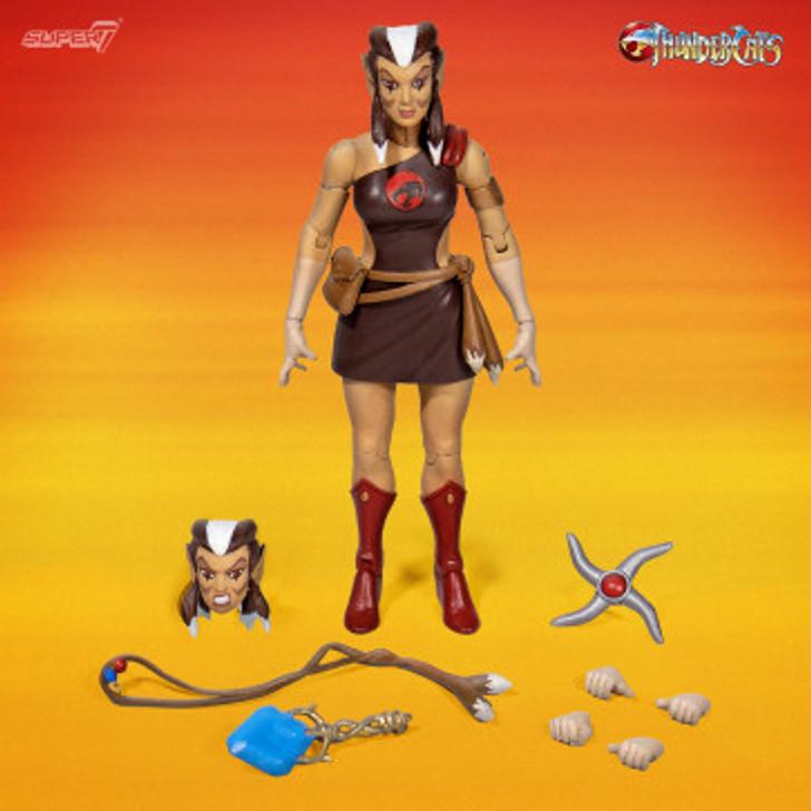 Super7 ThunderCats Ultimates Pumyra Action Figure