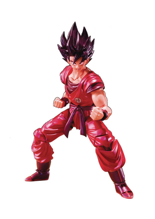 Bandai Dragon Ball Z Son Gokou Kaioken S.H.Figuarts Action Figure