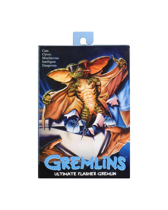 """NECA Gremlins - 7"""" Scale Action Figure - Ultimate Flasher"""
