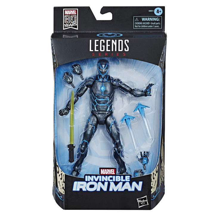 Hasbro Marvel Legends Invincible Iron Man Action Figure