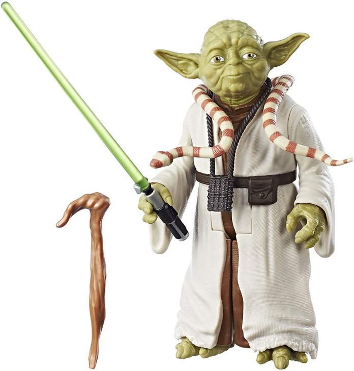 Hasbro Star Wars: The Empire Strikes Back 12-inch-Scale Yoda Figure