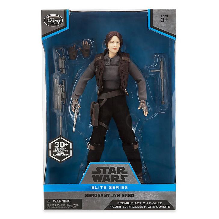 Disney Star Wars Sgt Jyn Erso 10in Elite Series Action Figure