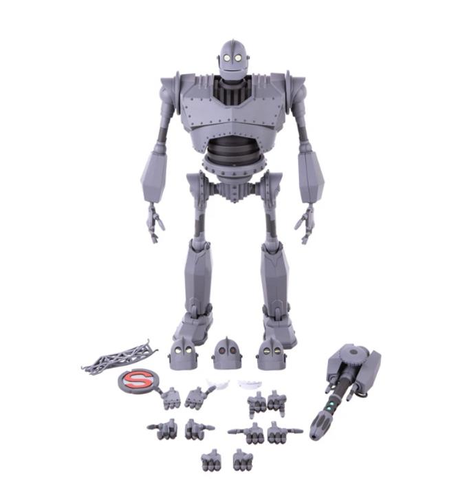 Mondo The Iron Giant Mecha Figure