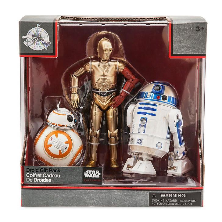 Disney Star Wars Deluxe Elite Series Droid Action Figure Gift pack