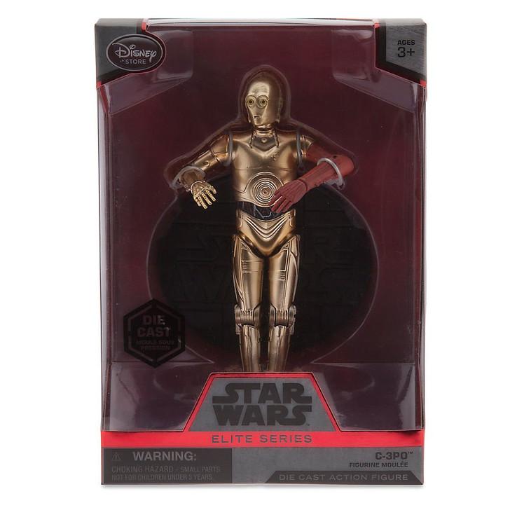 Disney Star Wars C-3PO (Force Awakens) Elite Series Action Figure