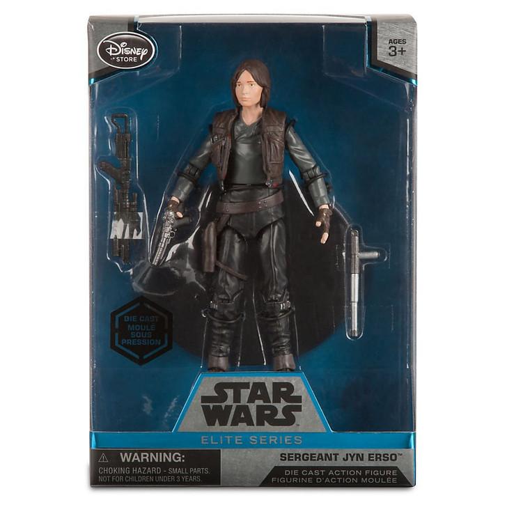 Disney Star Wars Sergeant Jyn Erso Elite Series Action Figure