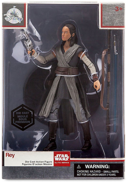 Disney Star Wars Rey (Last Jedi) Elite Series Action Figure
